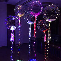 Воздушные шарики с Led подсветкой