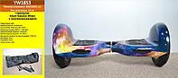 Гироскутер YW1854 Цветной в сумке, 10'' колеса, 100-150кг, скорость 18км/ч, 66*27*27см
