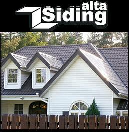 Сайдинг виниловый Alta-siding