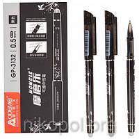 """Ручка """"пиши-стирай"""" """"GP-3132"""", чорна"""