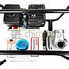 Мотопомпа 500 л/мин, 7 м всасывание, 23 м подача, для чистой и грязной воды, осушения и водоснабжения, Bavaria, фото 4