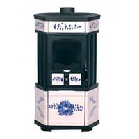 Печь-камин Lincar MONELLINA 176NL Rose Blue