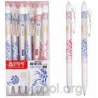 """Ручка """"пиши-стирай"""" """"GP-3162"""", синяя, автоматическая"""