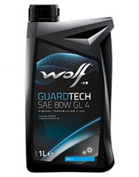 WOLF GUARDTECH SAE 80W GL4 205л