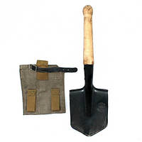 Лопата саперная в чехле