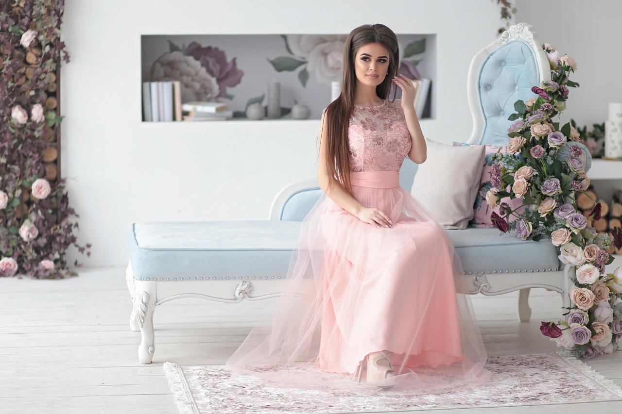 0e342bc3294 Шикарное вечернее платье