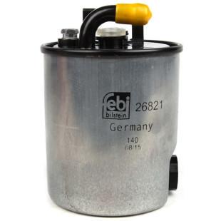 Фильтр очистки топлива Febi bilstein 26821 для автомобилей Mercedes