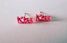 Сережки kiss kiss