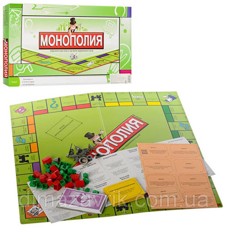 """Настольная игра """"Монополия"""" 2030R"""