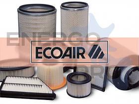 Воздушный фильтр Ecoair BN09656 (Аналог)