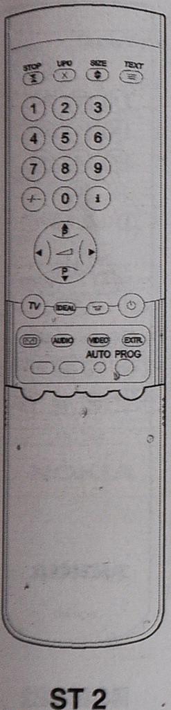 Пульт от телевизора NOKIA. ST2/56521808 SM1/ES3/ES5.