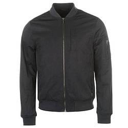 Мужская куртка бомбер Firetrap Smart Bomber синяя оригинал J0006/06
