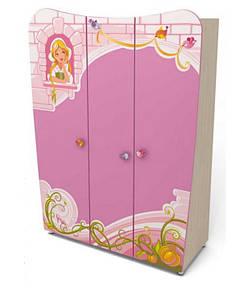 Трехдверный шкаф Cn-03 Cinderella