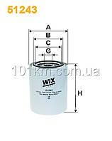 Фильтр масляный WIX 51243 (OP 647/3)