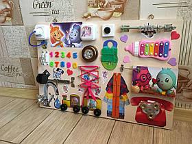 """""""Бизиборд"""" busy board 60*40 см"""