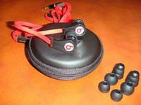 Наушники Beats by Dr. Dre красные