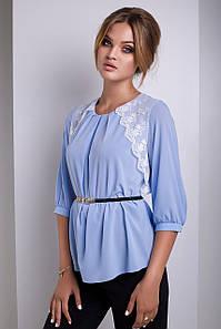 Элегантная блуза с 42 по 52 размер