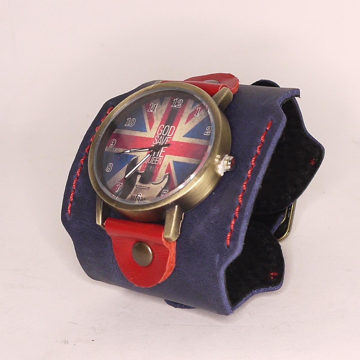 Купить часы с британским флагом часы vst 762 купить