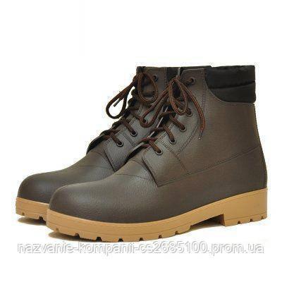Мужские ботинки Nordman Rover коричневые ПС-31