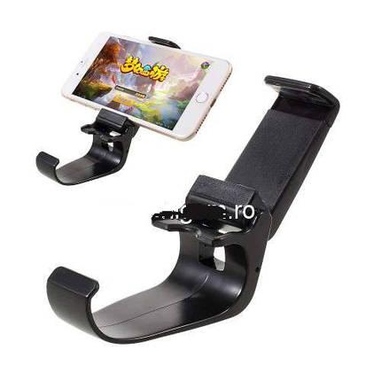 Регулируемый держатель для зажима крепления телефона для PS3 / Terios T3 / S5 S3, фото 2