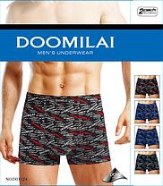 Мужские боксеры стрейчевые из бамбука «DOOMILAI» Арт.D-01024, фото 3