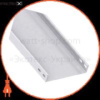 Enext Лоток неперфорований 200х50, 3 м, товщ. 0,8 мм.
