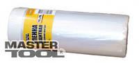 MasterTool  Пленка защитная с малярной лентой 1400 мм  х 20 м, Арт.: 79-9001