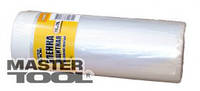 MasterTool  Пленка защитная с малярной лентой 2100 мм  х 20 м, Арт.: 79-9002