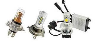 Светодиодные LED лампы для автомобиля