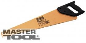 Ножовка столярная MAX CUT с порошковым покрытием 3d заточка, 7 зубьев на дюйм, 50 см