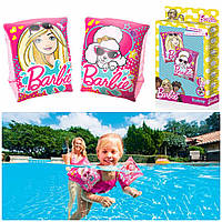 Детские надувные нарукавники для плавания «Барби» | «Bestway»
