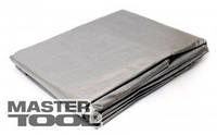 MasterTool Тент серебро 140г/м2 Тент , Арт.: 79-7406