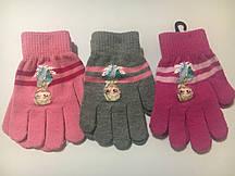 Перчатки для девочек Disney. 4/8 лет