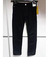 Джинсы Детские H&M на мальчика Черные Скинни пояс регулируется