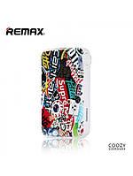 Портативное зарядное устройство Remax Coozy c 3D Printing mix color, фото 1