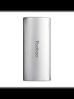 Портативное зарядное устройство Yoobao Magic wand YB6012 5200mAh серебряный, фото 1