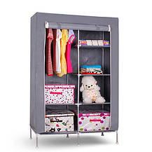 Тканевой шкаф для одежды HCX Storage Wardrobe 8890, фото 3
