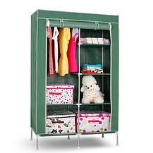 Тканевой шкаф для одежды HCX Storage Wardrobe 8890, фото 2