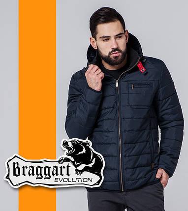 Braggart Evolution 1255 | Мужская ветровка темно-синяя, фото 2