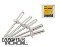 MasterTool  Слепые заклепки алюминиевые 4,0*12,50 мм,  500 шт, Арт.: 20-0565