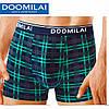 Мужские стрейчевые боксеры из бамбука «DOOMILAI» Арт.D-01081