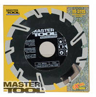 "MasterTool  Диск алмазный "" protected turbo "", Арт.: 19-3115"