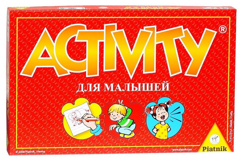 Настільна гра Piatnik Актівіті для малюків (776441)