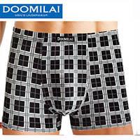Мужские стрейчевые боксеры из бамбука «DOOMILAI» Арт.D-01083