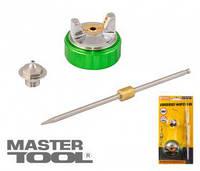 MasterTool  Комплект форсунок Ø 1,3 мм к LVLP, Арт.: 81-8693