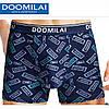 Мужские боксеры стрейчевые из бамбука «DOOMILAI» Арт.D-01094