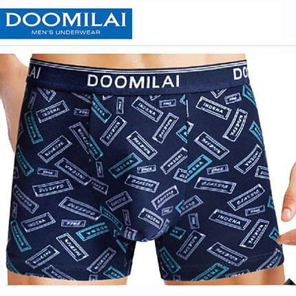 Мужские боксеры стрейчевые из бамбука «DOOMILAI» Арт.D-01094, фото 2