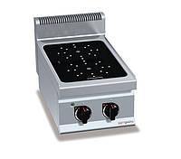 Инфракрасная плита GGM Gastro EIB473M 2 конфорки - 5 кВт