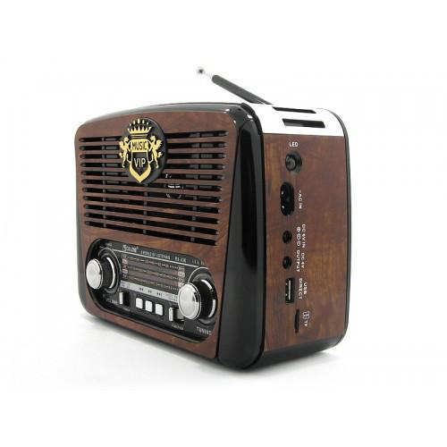 Радиоприемник колонка MP3  RX-436