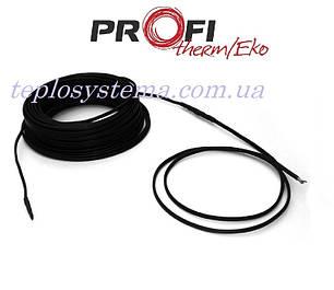 Двужильный нагревательный кабель Profi Therm Eko плюс 2-23 165 Вт  для систем антиобледенения, фото 2